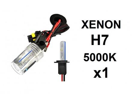 H7 XENON sijalica - 5000K - 35W - 1 komad