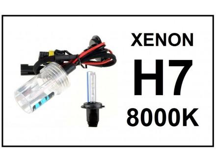 H7 XENON sijalica - 8000K - 35W - 1 komad