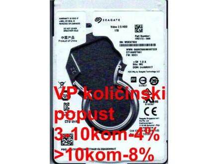 HDD 2.5` * 1TB ST1000VT001 SEAGATE 5400RPM 128MB SATA3 (3999)