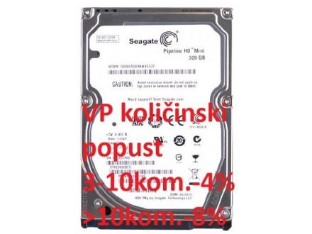 HDD 2.5` ** 320GB ST9320328CS SEAGATE 5400RPM 8MB SATA 9,5mm