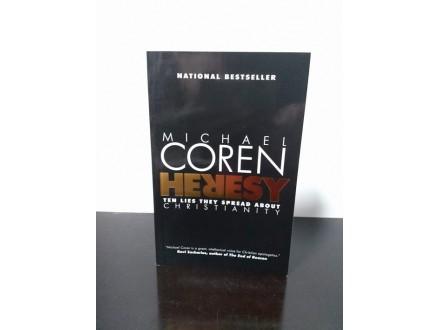 HERESY, Michael Coren