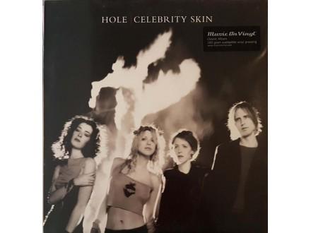 HOLE - CELEBRITY SKIN - LP