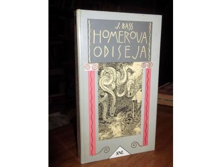 HOMEROVA ODISEJA - J. Bass