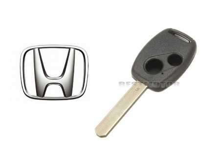 HONDA kljuc sa dva dugmeta