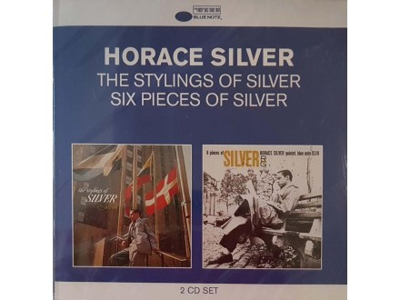 HORACE SILVER  - CLASSIC ALBUMS