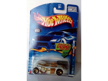 HOT WHEELS Masters of the universe - He-Man