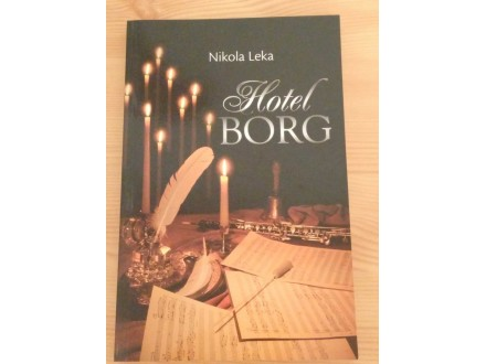 HOTEL BORG - Nikola Leka