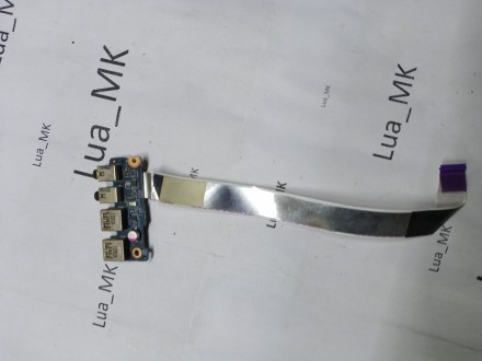 HP 455 G1 Audio i USB konektor