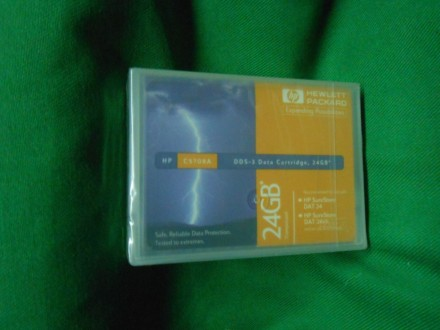 HP C5708A DDS-3 DATA CARTRIDGE 24GB NEW