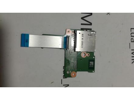 HP ChromeBook 11 G4 Konektor za SD karticu