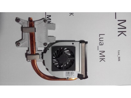 HP Compaq CQ60 Kuler