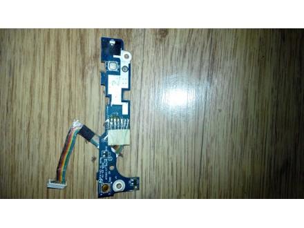 HP Compaq NC6400 power button