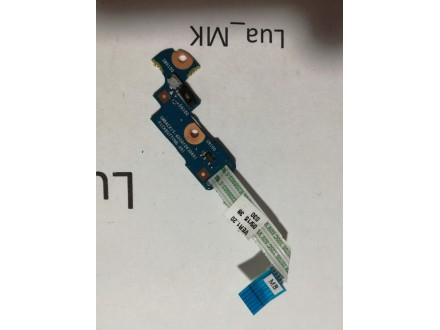 HP EliteBook 820 Power button - paljenje