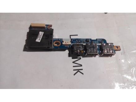 HP ProBook 5310m Audio i USB plocica