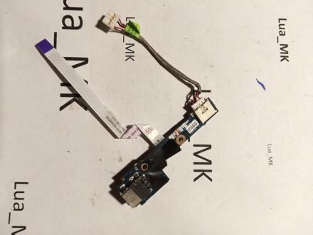 HP ProBook 5320m DC konektor i paljenje