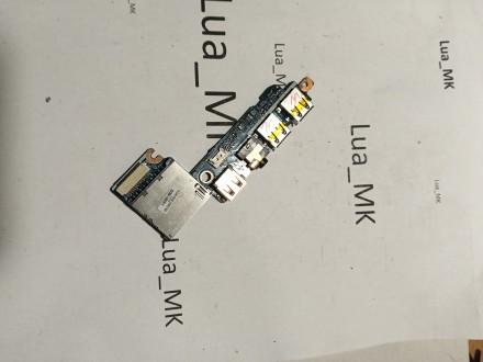 HP ProBook 5320m USB i Audio konektor