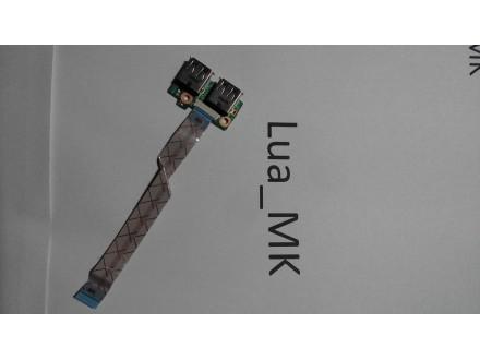 HP dv5 1130eg USB Konektor