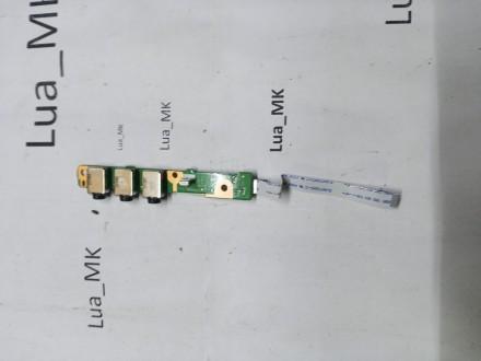 HP dv6 2120em Audio konektor