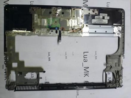 HP dv6 2120em Palmrest i TouchPad