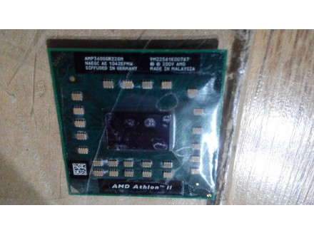 HP dv6 3217cl AMD Athlon II P360