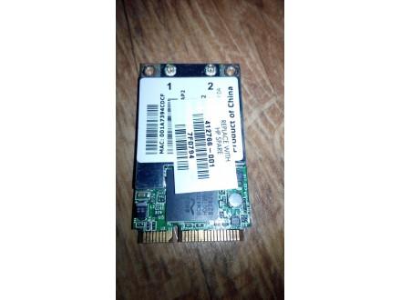 HP dv6500 mrezna kartica - wifi