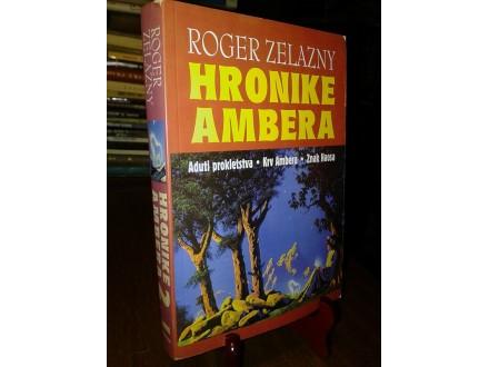 HRONIKE AMBERA (6-8) - Roger Zelazny