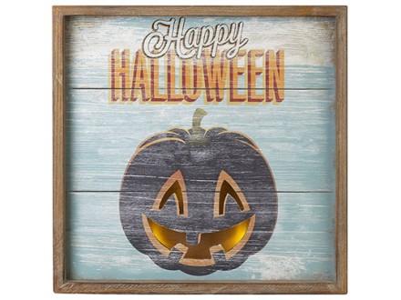 HW - Zidna dekoracija, Happy Halloween - Halloween