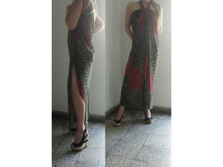 Haljina-sarong-pareo tri u jedan