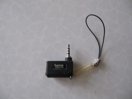 Hama adapter džek 3.5mm za mobilne uređaje