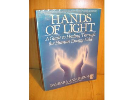 Hands of light - Barbara Ann Brennan