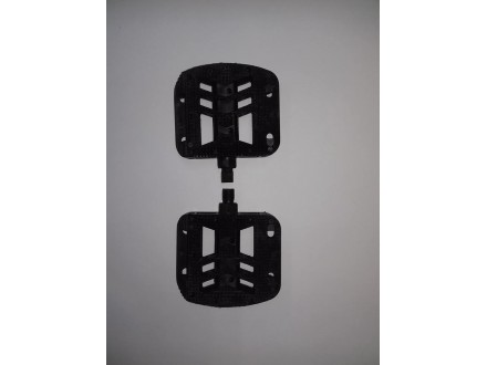 Haro pedale koriscene  12mm osovina