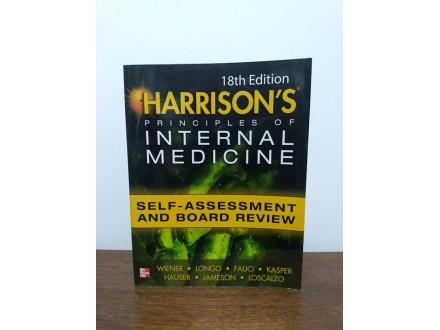 Harrison`s Principles of Internal Medicine, 18th Editio