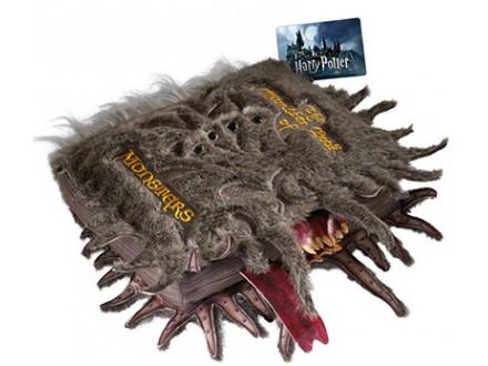 Harry Potter Plišana igračka - The Monster Book - Harry Potter