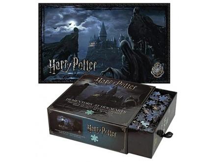 Harry Potter Puzla - Dementors at Hogwarts - Harry Potter