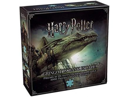 Harry Potter Puzla - Gringotts Bank Escape - Harry Potter