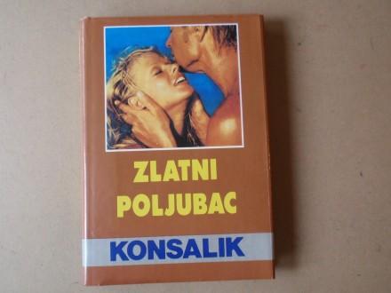 Heinz G. Konsalik - ZLATNI POLJUBAC