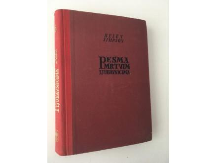 Helen Simpson - Pesma mrtvim  ljubavnicima