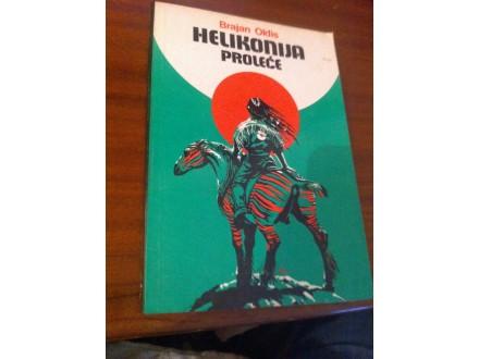 Helikonija proleće Brajan Oldis