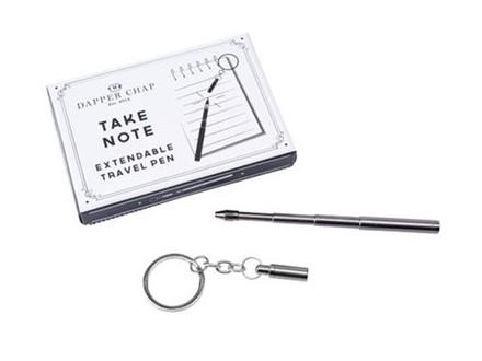 Hemijska - Dapper Chap, Take Note Extendable - The Dapper Chap