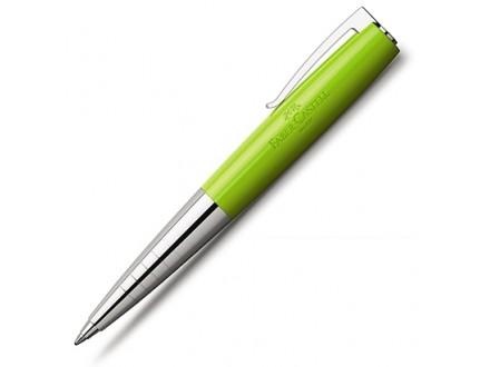 Hemijska olovka, Loom Piano, Zelena - Faber-Castell