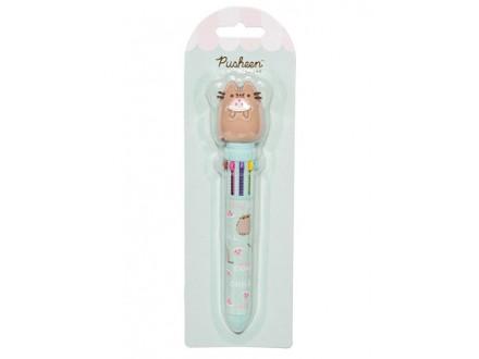 Hemijska olovka - Pusheen, Foodie, 3D, Multi Colors - Pusheen