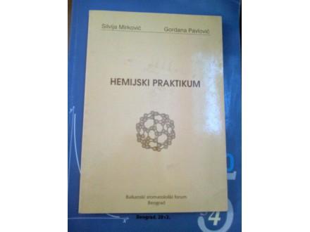 Hemijski praktikum - Mirković Pavlovič