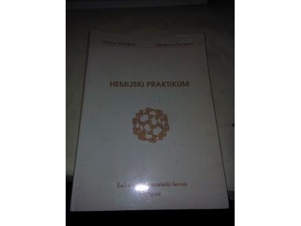 Hemijski praktikum - Mirković Pavlović