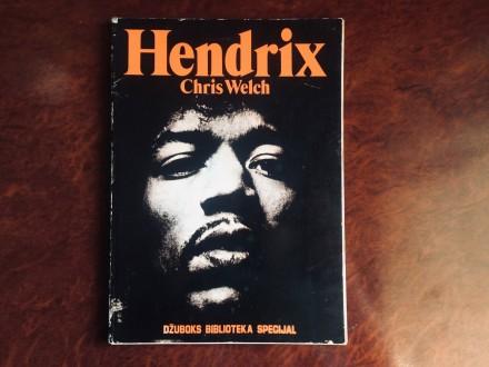 Hendrix - Chris Welch