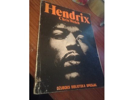 Hendrix Chris Welch