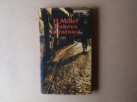Henry Miller - RAKOVA OBRATNICA