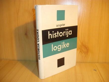 Historija logike - A.N. Prior