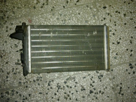 Hladnjak grejanja kabine Alfa/Fiat