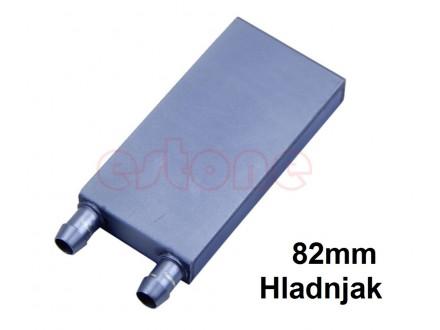 Hladnjak od aluminijuma za vodu - 82mm