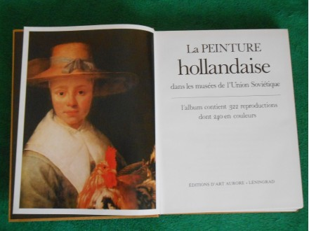 Holandsko slikarstvo: Rembrandt,Van Gog, Van Dongen ...